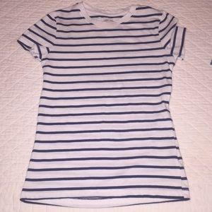 Girls Striped Tee Shirt